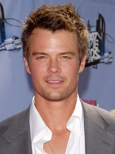 "Josh Duhamel.    He has had my heart since ""Win a Date with Tad Hamilton"".. He looked smashing tonight in ""New Years Eve""."