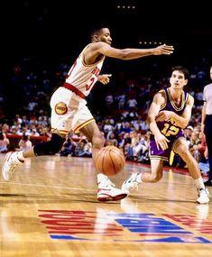 John Stockton, Favorite Pastime, Nba, Basketball Court, Wrestling, Sports, Netball, Lucha Libre, Hs Sports