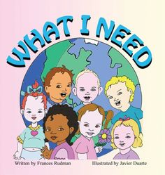 What I Need by Frances Rudman | MagicBlox Online Kid's Book