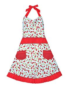 Cherry Apron from Now Designs