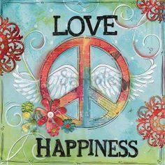 ama a la felicidad