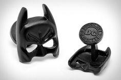 Badass Batman cufflinks