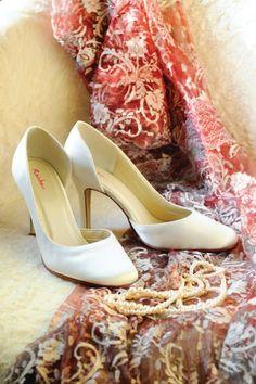 Brautschuhe Rainbow Club /Emma/ - - Brautkleider Abendkleider +++ Hochzeitskleider günstig bei - event-mode.de bestellen