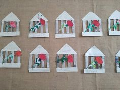 Advent Calendar, Holiday Decor, Fall, Home Decor, Autumn, Decoration Home, Fall Season, Room Decor, Advent Calenders