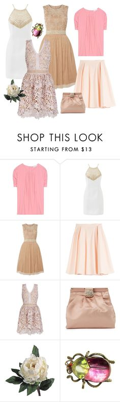 pastelle by dodo85 on Polyvore featuring Raishma, Lilly Pulitzer, Altuzarra, Tara Jarmon, Valentino and Abigail Ahern