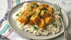 Uma receita de inspiração indiana, frango ao molho de castanha de caju e garam masala. Para preparar... - Receitas sem Fronteiras