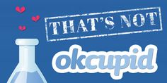 OkCupid demonstrates that testing ideas with our customers allows us to improve our products and services if we tap into the correct data! Digital Marketing Strategy, Helpful Hints, Advice, Personal Care, Technology, Tips, Ideas, Products, Tecnologia