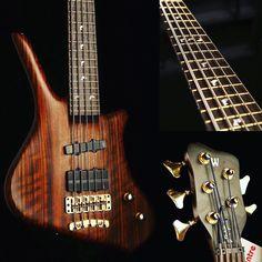 Warwick Dolphin Pro 1 neck thru. In stock. @basscentre @weplaybassofficial @bassplayunited #bassporn #bassporn #bassguitar #guitar #loveit #ohmygod by basscentre