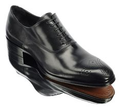 To Boot Shoes: Edward - Black