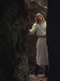 Picnic At Hanging Rock — One of Peter Weir's earliest movies, this one was terrifying but I couldn't pin down exactly why. The sunlit shot of the girls walking trancelike into the crevice between the rocks was just scary as hell.