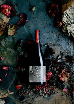 Wine label design and photographic styling by Mash. Pinot Noir Grapes, Pinot Noir Wine, Wine Photography, Product Photography, Wine Packaging, In Vino Veritas, Wine Time, Wine And Spirits, Antipasto