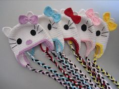Hello Kitty Hat Made to order