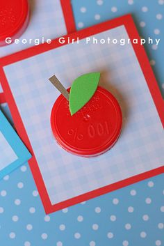 Keep me as the apple of your eye, hide me in the shadow of your wings Psalm Bottle top apple of my eye cards - our Valentine. Glue Crafts, Crafts For Kids, Bottle Top Crafts, Red Crayon, Apple Theme, Bottle Cap Art, Recycled Crafts, Valentines Diy, Craft Activities