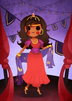 Esmeralda by *Nokiramaila on deviantART
