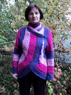 Ravelry: SwetlanaKo's Violet autumn