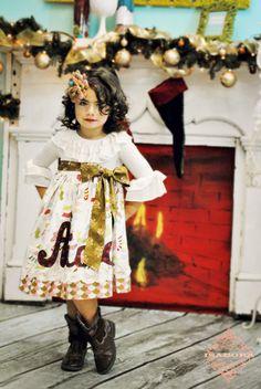 LOVE this Christmas dress!