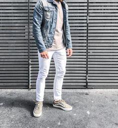 #ootd #ootdmen #street #streetstyle #stylemen #look #style #fashion #fashionista #men #menswear #menstyle #mensstyle #menfashion #mensfashion #mensfashionpost #simplefits #instafashion #supreme #moda #instadaily #fashionpost #jacket #denimjacket #whitedenim #white #whitejean #vans #zara #cos