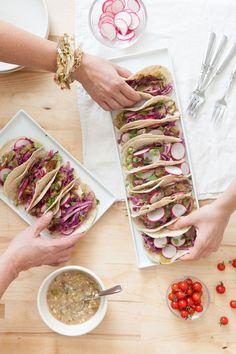BEST Fish Taco Recipe @blueapron