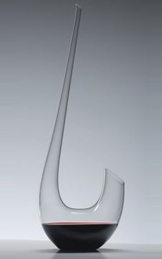Get inspired with these lovely wine decanters by Riedel
