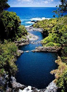 Seven Sacred Pools - Maui
