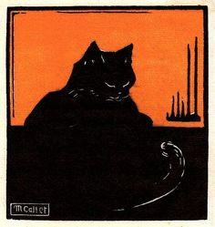 Minette la noire: M. Callet Carcano, 1941.
