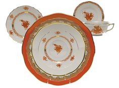 Design your favorite place setting  http://www.herendusa.com/place-setting-customizer.php