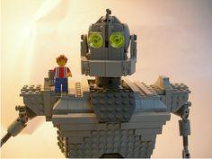 The Iron Giant lego