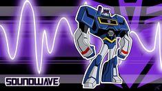 G1 Animated: Soundwave by *JayOeSaR