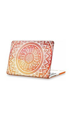 39.99$ - Macbook Old Retina 13 inch Case-iCasso Art printing Hard shell Plastic protective Case Cover For Macbook Pro13 inch Retina (No CD-ROM)Model A1425/A1502 (Orange Medallion) from iCasso- The CaseONLY Compatible with MacBook Pro 13 Inch Retina Model A1425/A1502 CaseNOTCompatible with - Macbook Air 11 Inch (A1370/A1465) - Macbook New 12 Inch (A1534) - Macbook Air 13 Inch (A1369/A1466) - Macbook Pro 13 Inch (A1278) - Macbook Pro 15 (click on picture to read more...)