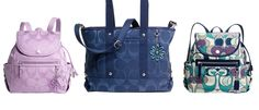 Love the new collection of Coach that debuted at the Factory today. Blue, teal, purple= pure bliss to my collection