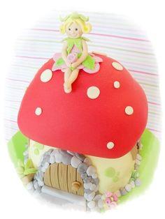 Fairy House Cake: Naver Blog - Paso a paso para hacerla!!!