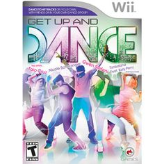 Get Up and Dance wii game