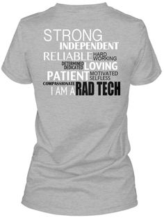 Women's T-Shirt, a custom product made just for you by Teespring. Radiology Schools, Radiologic Technology, Rad Tech, Medical Imaging, Medical Humor, Quotes For Students, Work Humor, Radiologist Technician, Cricut