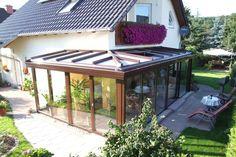 HDS Wintergarten | Design in Glas | Glasschiebetechnik | HDS Wintergärten aus Sachsen