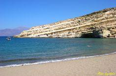 Today is life, tomorrow never comes.    Matala, Crete