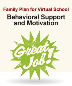 """""""Making a Virtual School Family Planner (Part 3): Behavioral Support and Motivation"""" on Virtual Learning Connections http://www.connectionsacademy.com/blog/posts/2013-10-16/Making-a-Virtual-School-Family-Planner-Part-3-Behavioral-Support-and-Motivation.aspx"""