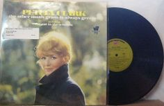 Petula Clark ~ The Other Mans Grass Is Greener LP