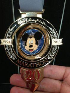 Disney Marathon 1/13/13