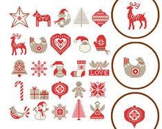 Latest Free Cross Stitch ornaments Concepts Cross-stitch is an easy style of needlework, well matched to the textiles open to stitchers today. Modern Christmas Ornaments, Cross Stitch Christmas Ornaments, Nordic Christmas, Christmas Embroidery, Christmas Tree, Christmas Cross Stitch Patterns, Disney Christmas, Xmas Cross Stitch, Cross Stitch Flowers