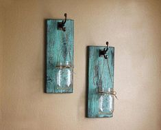 Rustic Wall Decor, Mason Jar Wall Sconces, Farmhouse Wall Decor, Shabby Chic Decor, Mason Jar Wall D Wood Sconce, Black Wall Sconce, Outdoor Wall Sconce, Farmhouse Wall Decor, Rustic Wall Decor, Victorian Wall Sconces, Mason Jar Wall Sconce, Rustic Mason Jars, Bathroom Wall Sconces