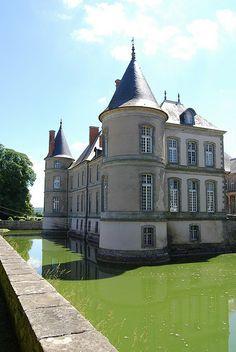 Château d'Haroué, Lorraine, France