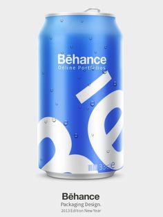 Redes sociais viram latinhas de refrigerante
