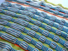 A knitwear designer's knitted wonderland.
