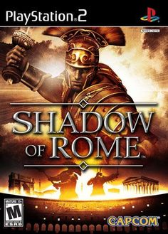 Shadow of Rome Sony Playstation 2 Game Cartoon Network, Juegos Ps2, Chariot Racing, Book Of Mormon Stories, Nintendo, Political Corruption, Playstation Games, Ps3 Games, Ancient Rome