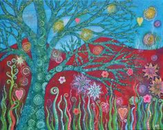 Happy Tree - Alice Mason
