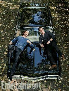 Irmãos Winchester ❤