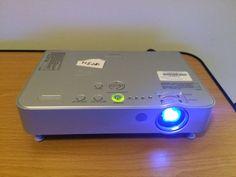 Panasonic PT-LB51 Portable HD Home Theater Projector w/ NEW BULB - http://electronics.goshoppins.com/tv-video-home-audio/panasonic-pt-lb51-portable-hd-home-theater-projector-w-new-bulb/