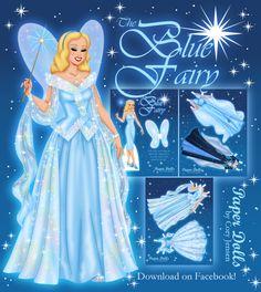 Cory's Art - Blue Fairy