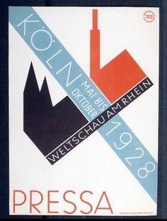 Pressa Köln. Mai bis Oktober. Weltschau am Rhein, 1928 [Pressa Cologne. May until October. World Show on the Rhine]