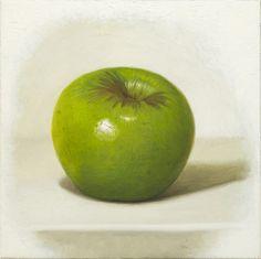 Untitled (Green Apple) (via @1stdibs)